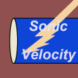 Gas Sonic Velocity Calculator